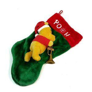 Disney Winnie The Pooh Christmas Stocking